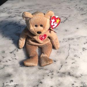 ❤️Ty 1999 Signature bear 1999 (4228)
